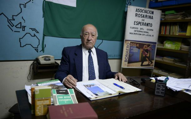 Impulsor. Raúl Avila preside la asociación ubicada en la mítica galería de Santa Fe 955.