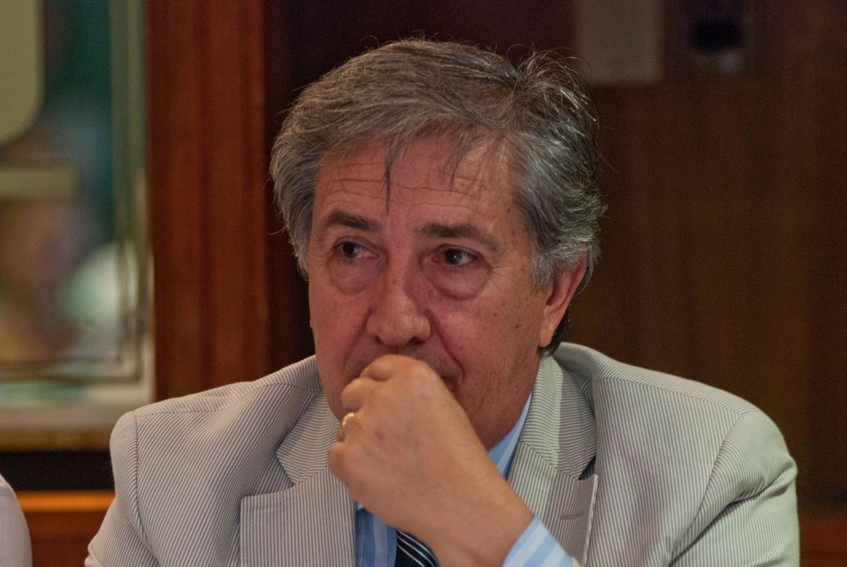 Impulsor. El senador Gramajo impulsa una comisión bicameral.