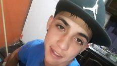 Mauricio Ezequiel Gómez tenía 21 años. Fue asesinado en inmediaciones de la casa de su abuela en Colombia 500 bis.