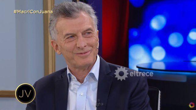Macri: No estuve a la altura de la expectativa que generé