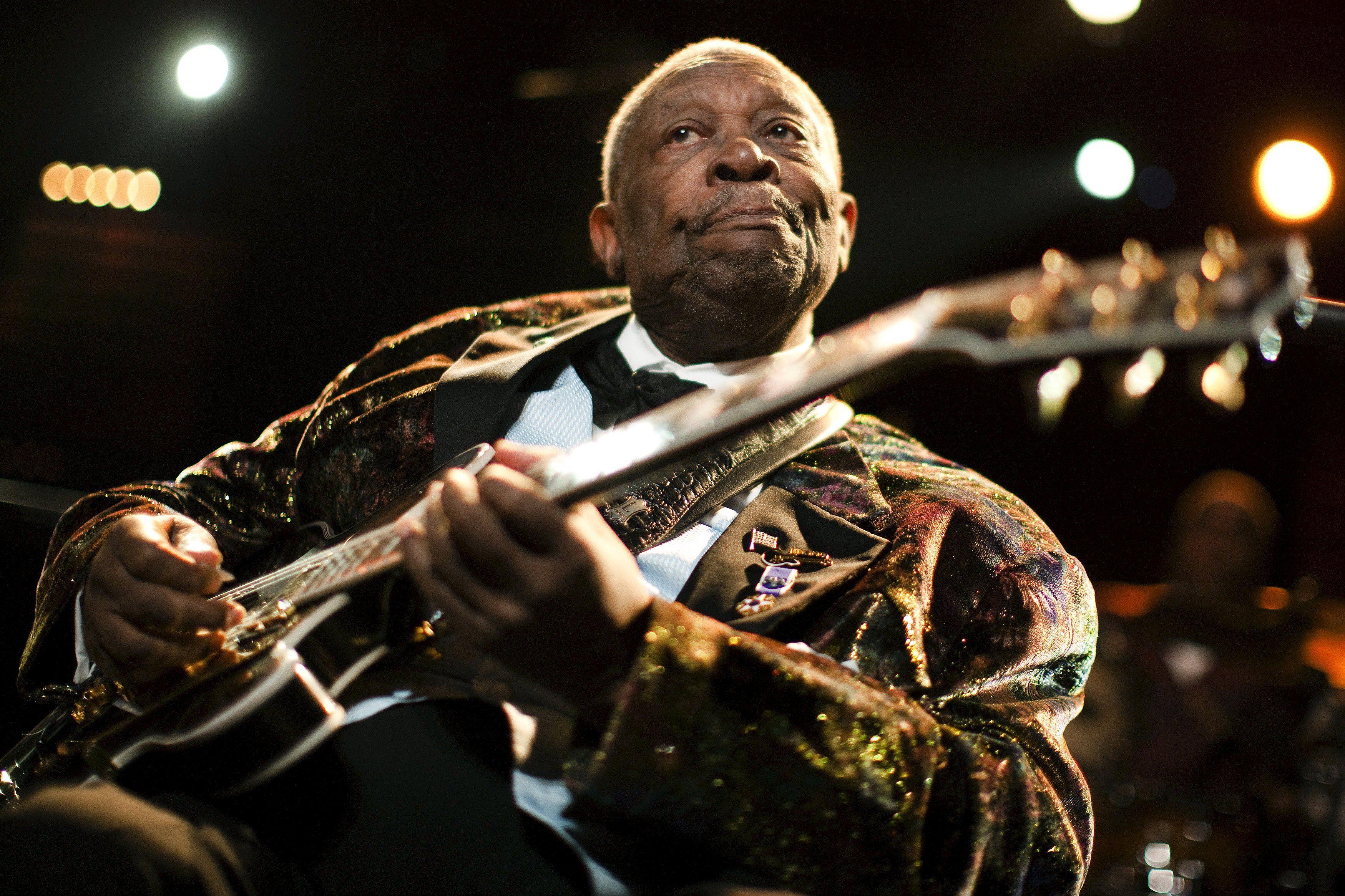 King durante su presentación en el Festival de Jazz de Montreaux. Fue el 2 de julio de 2011. (Foto: Reuters)