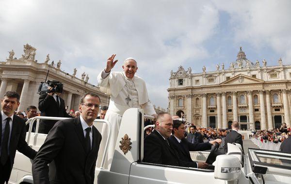 El Papa argentino