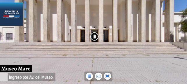 El Museo Julio Marc en modo interactivo