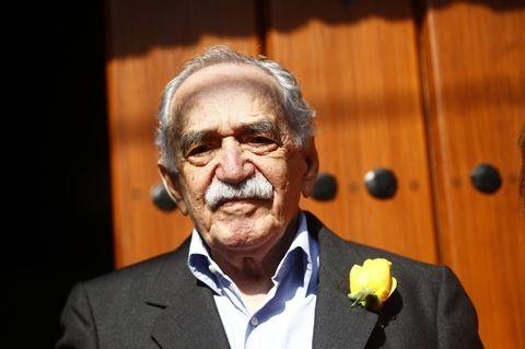 García Márquez en una de sus últimas apariciones públicas
