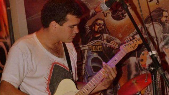 Mataron a un músico adentro de una casa durante un robo