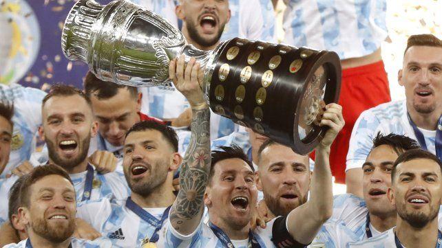 Messi y la Copa América tan ansiada y esperada. Ahora