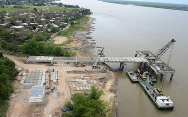 La nueva planta está en plena obra y abastecerá al norte de Rosario