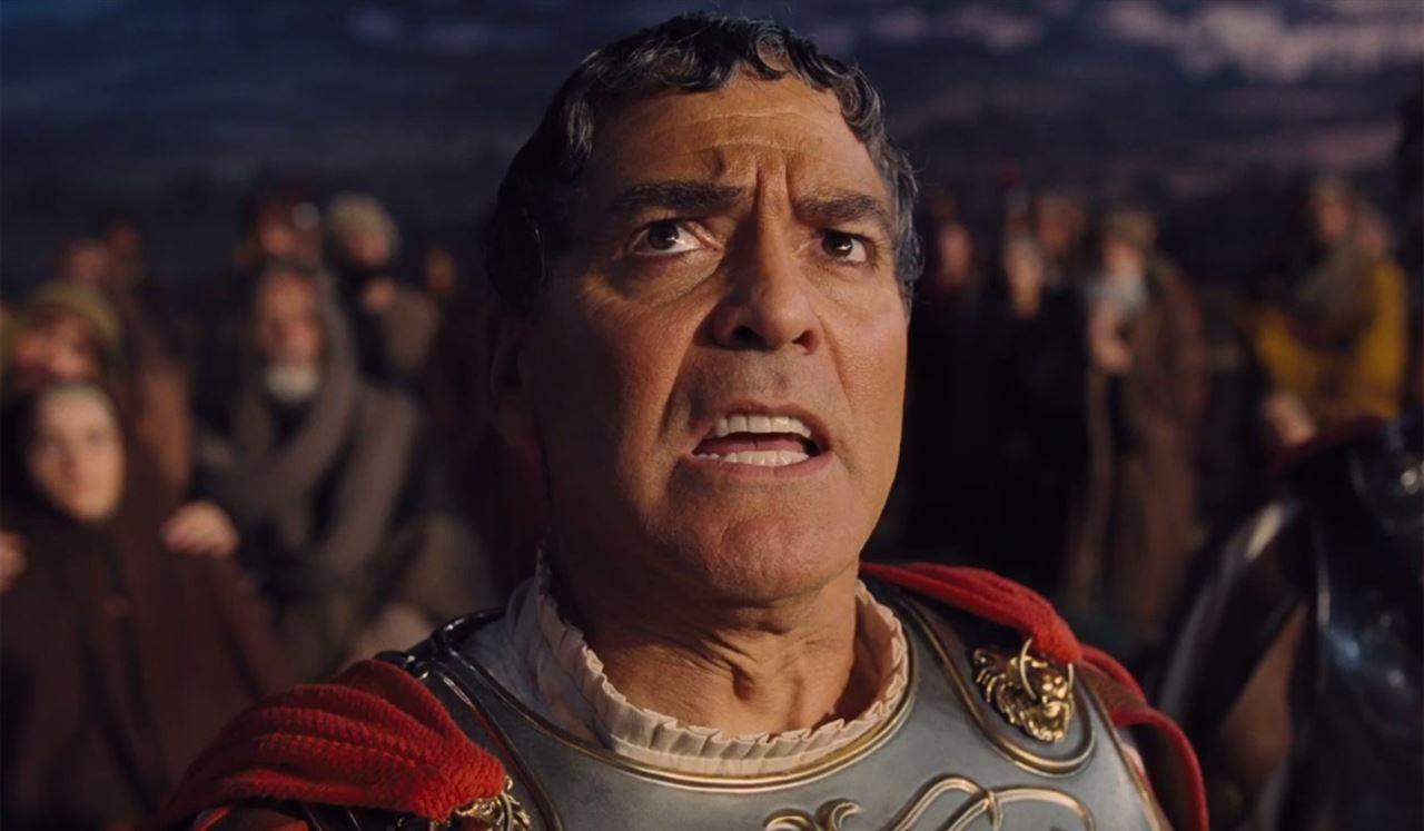 Años dorados. George Clooney interpreta a una estrella de Hollywood de los 40 en el filme de los hermanos Coen.