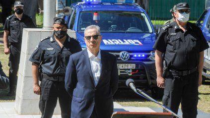 La suerte institucional del ex ministro de Seguridad entró en fase de definiciones.