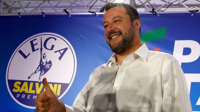 Todo OK. Matteo Salvini