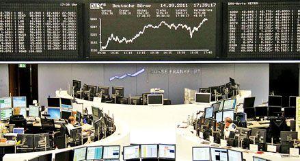 Las Bolsas suben pero los bancos europeos continúan en terapia