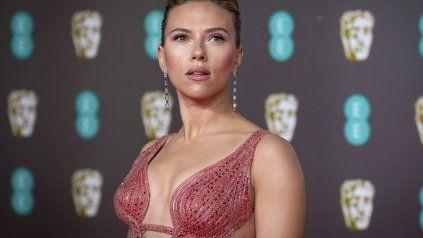 Johansson se animó a demandar al estudio más poderoso del mundo.