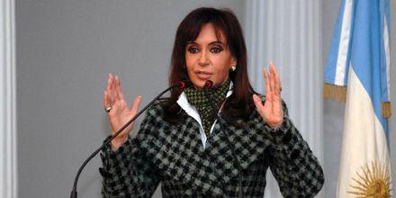 Cristina cuestionó a la clase media al defender el modelo económico