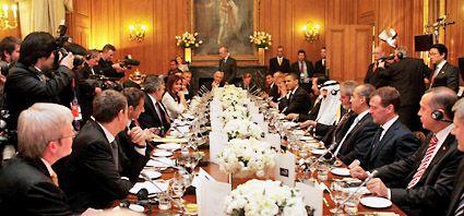 Obama intenta unir al mundo para enfrentar juntos la grave recesión