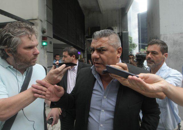 Claudio Tapia es el único que presentó su postulación para presidente de la AFA hasta el momento.