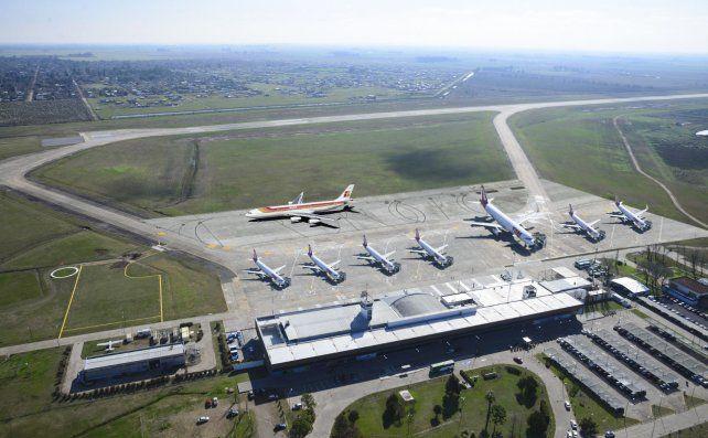 Se conocieron las propuestas económicas para las obras del aeropuerto
