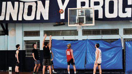El básquet es el fuerte del Azul