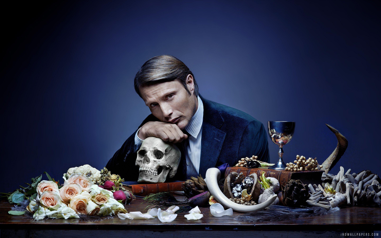 Mads Mikkelsen es el siniestro doctor Hannibal Lecter en la popular serie.