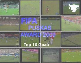 Los 10 mejores goles de 2009, según la FIFA: no hay ninguno argentino