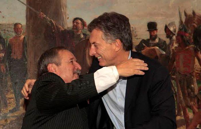 Julio Schlosser le dijo a Macri que el caso Nisman es una asignatura pendiente política y jurídica.
