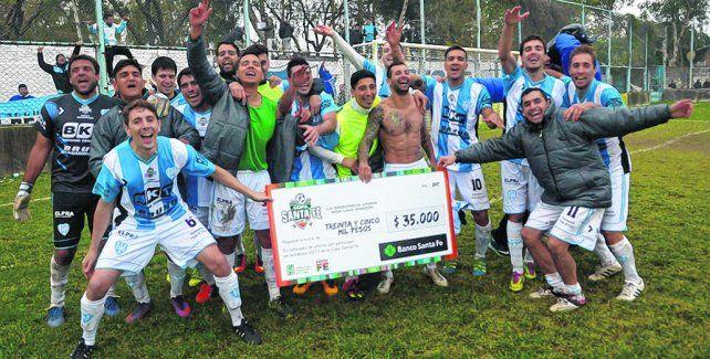 Copados. La Academia de Sastre acertó en los penales se llevó la clasificación desde el Olaeta.