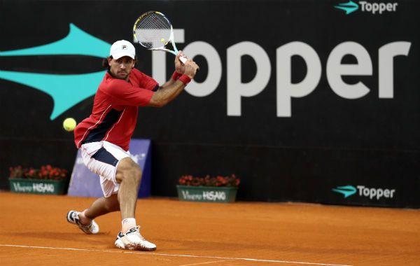 Schwank habló de los motivos que llevaron al capitán Martín Jaite a convocarlo para jugar el dobles contra Italia por la 1ª ronda.