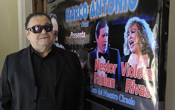 Elio Wainberg era Marco Antonio Denis