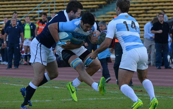 El Rugby Championship reúne a las tres potencias del hemisferio sur.