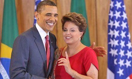 Dilma Roussef buscará en EEUU un mayor reconocimiento para Brasil