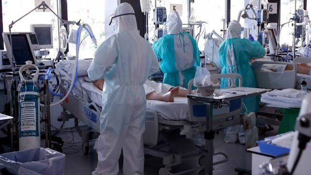 Más de 35.000 muertos desde el inicio de la pandemia de coronavirus en Argentina