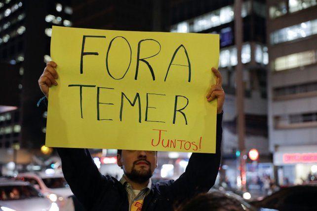 En pocos días podría conocerse el futuro inmediato del presidente de Brasil.