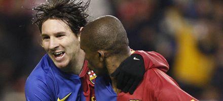 Messi Prefiero ganar con Barcelona y Argentina a tener el balón de oro