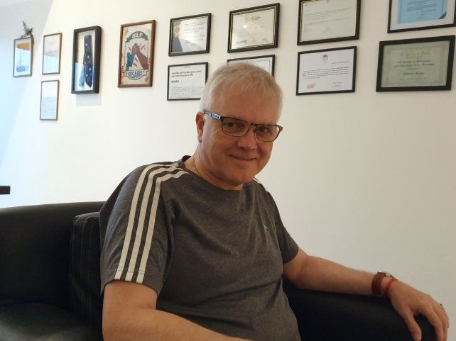 Alberto Botto: Tratamos de ayudar y aliviar el dolor de los demás