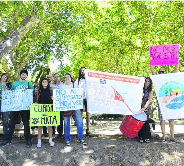 protestas. El tema levantó una gran oposición en sectores ecologistas.