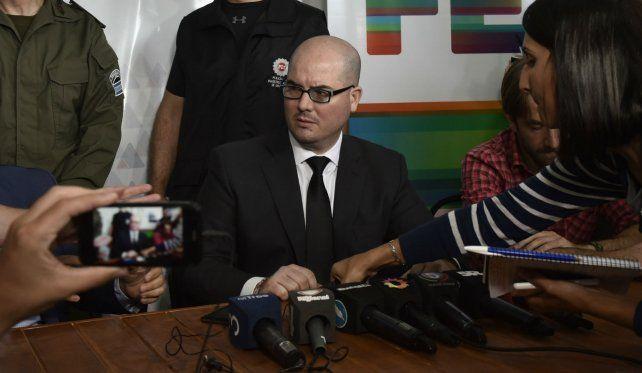 El fiscal Sebastián Narvaja quedó afuera de la terna que llegó a la recta final del concurso.