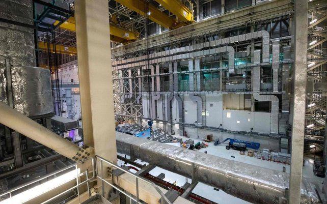 Treinta y cinco países colaboran en el proyecto energético ITER