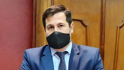 La investigación está en manos del fiscal Guillermo Persello.