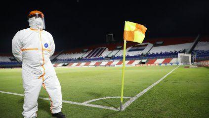 Conmebol anunció la llegada de las 50 mil vacunas para la Copa América