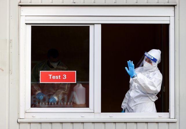 Rosario registró las primeras muertes por coronavirus del mes de abril