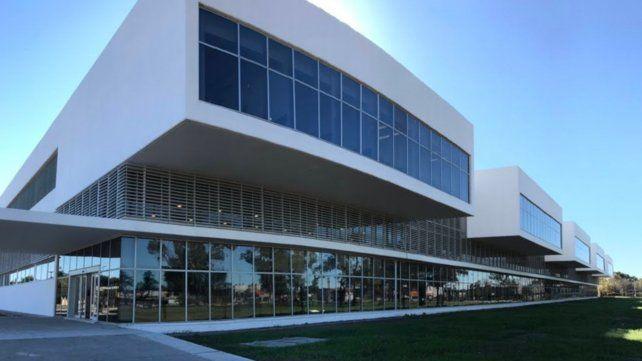 El Hospital Iturraspe