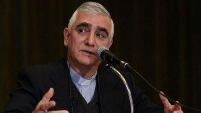 Preocupación. Monseñor Jorge Lozano le pide soluciones al Ejecutivo.