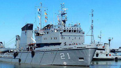 Sismo en la Antártida: Armada despliega al ARA Puerto Argentino en zona, para apoyo