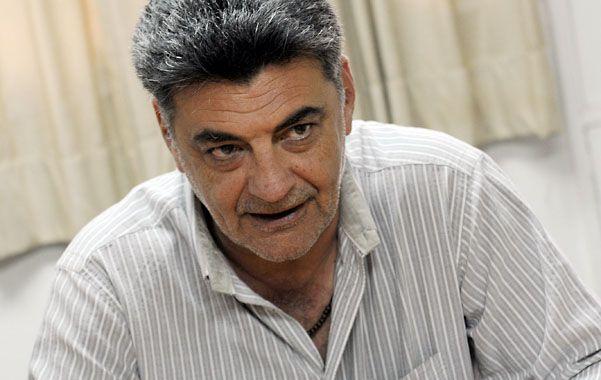 El ex árbitro se sumó como asesor de los candidatos del Foro Canallas Unidos.