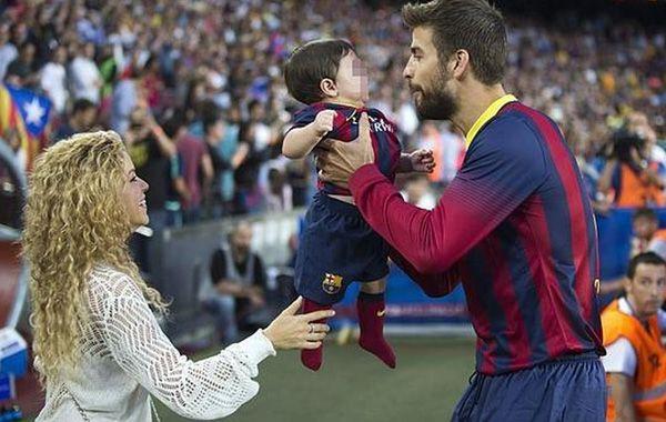 Shakira y Piqué quieren formalizar