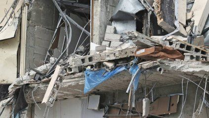 El derrumbe en Miami dejó un muerto y al menos diez heridos.