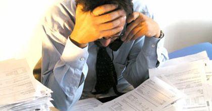 Cómo evitar el estrés en el trabajo que genera la crisis económica
