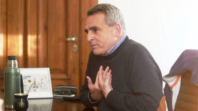 Alberto Fernández aseguró que Rossi dejará de ser ministro de Defensa