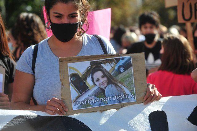 Úrsula Bahillo tenía 18 años cuando fue asesinada por su exnovio