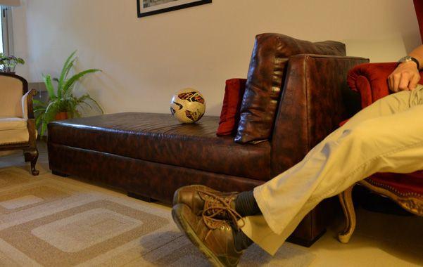 Los futboleros hablan con sus psicólogos sobre qué los deprime u obsesiona