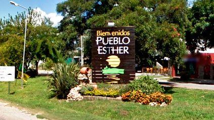 ¿Ciudad de Pueblo Esther?
